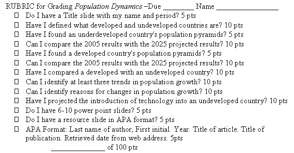 080602 Displaying Populations Jellybeans Paper and People – Human Population Worksheet